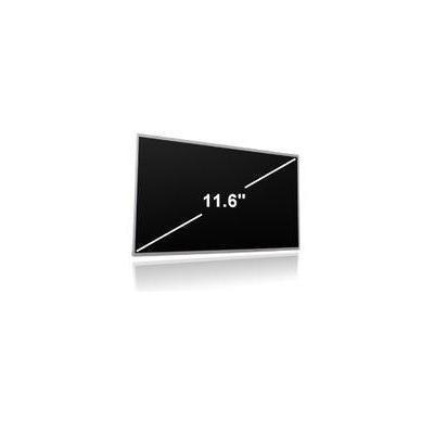 "Microscreen laptop accessoire: 29.464 cm (11.6 "") LED WXGA HD Glossy B116XW01 V.0 HW1A"