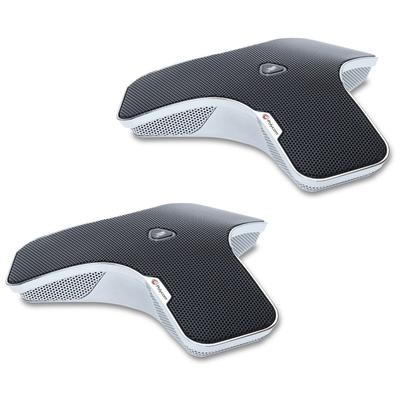 POLY CX5500 + CX5100 Videoconferentie systeem - Zwart