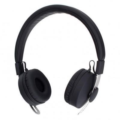 Xqisit headset: BH 100 - Zwart