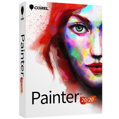 Corel Painter 2020 Upgrade (English) Grafische software