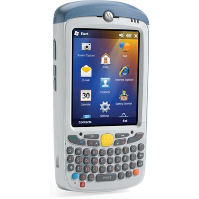 Zebra PDA: MC55A0-HC - QWERTY