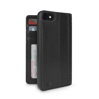 TwelveSouth Journal Mobile phone case - Zwart