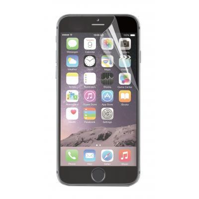 BeHello iPhone 6 / 6S Anti Fingerprint Glossy Transparent Screen protector - Transparant