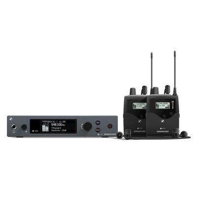 Sennheiser 507836 Draadloze microfoonsystemen