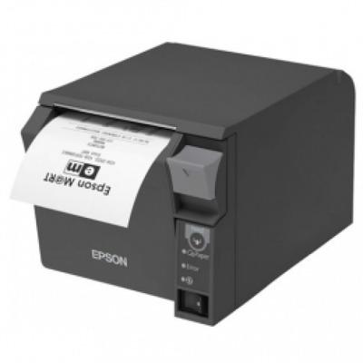 Epson TM-T70II (972) Pos bonprinter - Zwart