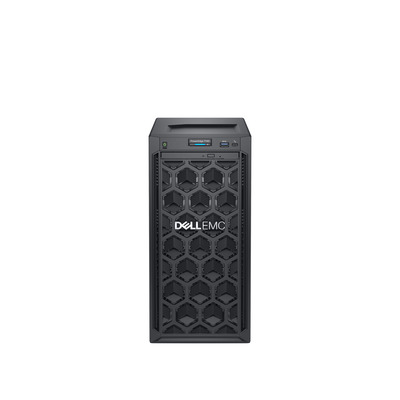 DELL PowerEdge T140 + Microsoft Windows 2019 Standard bundel Server - Zwart