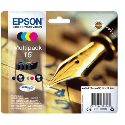 Epson C13T16264012 inktcartridges