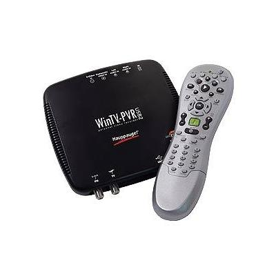 Hauppauge TV tuner: WinTV-PVR-USB2 MCE-Kit