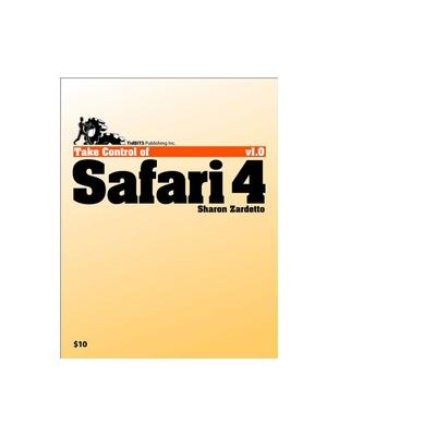 Tidbits publishing boek: TidBITS Publishing, Inc. Take Control of Safari 4 - eBook (PDF)