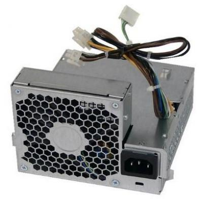 HP 613663-001 power supply unit - Zilver