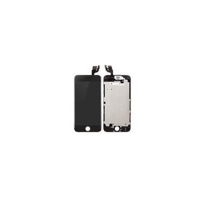 Microspareparts mobile mobile phone spare part: iPhone 6 LCD Assembly Black - Zwart