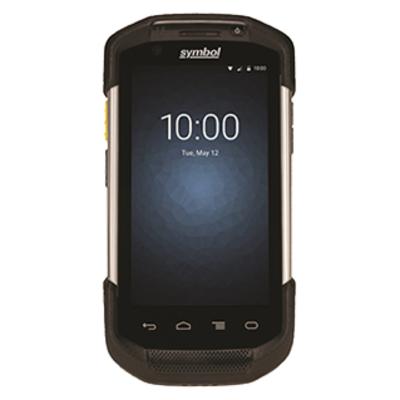 Zebra TC75 PDA - Zwart,Zilver