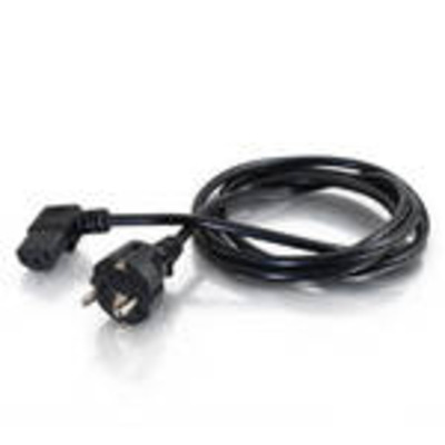 C2G 5m 90° Power Cord Electriciteitssnoer