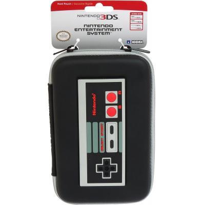 Hori apparatuurtas: Hori, Retro NES Design Hard Pouch  New 3DS XL