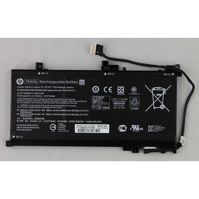 HP 3 Cells 61Wh 5.37Ah notebook reserve-onderdeel - Zwart