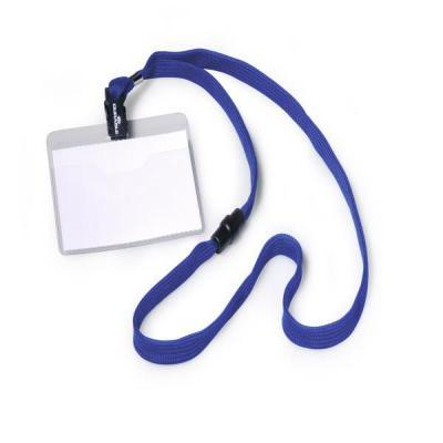 Durable badge: 813907 - Blauw, Transparant