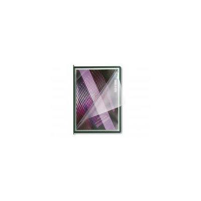 Jalema hangmap: Infotas Plus A4: Flex-o-Frame: green (10stuks) - Groen