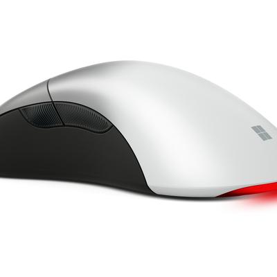 Microsoft Pro IntelliMouse Computermuis - Blauw, Wit