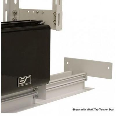 Elite Screens Universal Ceiling Trim Kit montagekit - Zwart, Wit