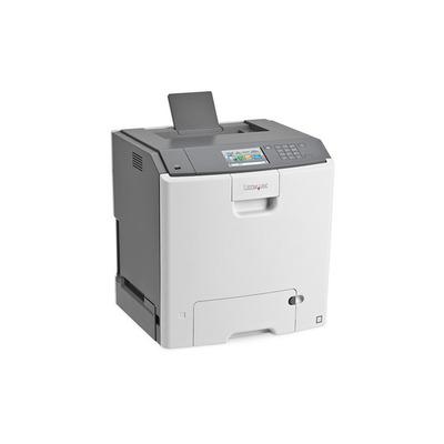 Lexmark C748e Laserprinter - Zwart,Cyaan,Magenta,Geel