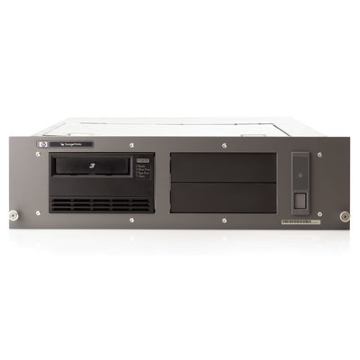 Hewlett packard enterprise tape autoader: StoreEver LTO-5 Ultrium 3280 SAS Tape Drive in 3U Rack-mount