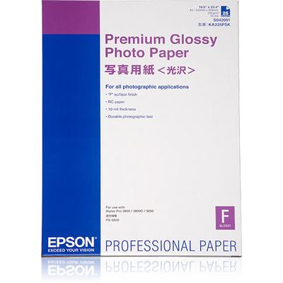 Epson Premium Glossy Photo Paper Fotopapier