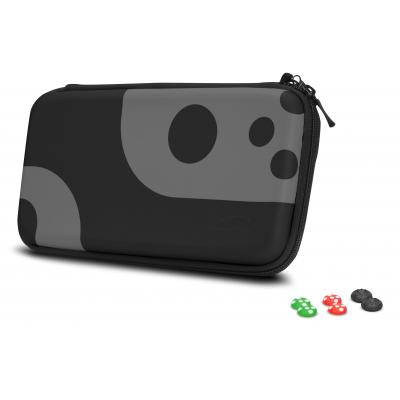 Speed-link game assecoire: Speedlink, CADDY + STIX Protect + Control Kit (Zwart / Grijs)  Nintendo Switch