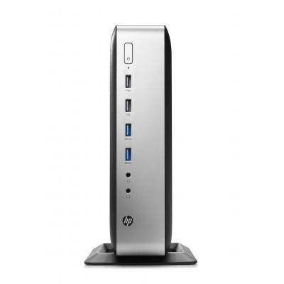 HP thin client: t730 - Zilver