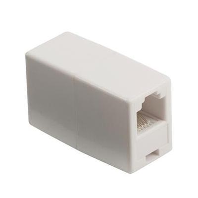 Valueline telefoon splitter: RJ11/RJ11 - Wit