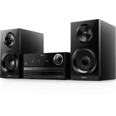 Philips home stereo set: multiroom, Wireless Music System BM60B/10 - Zwart