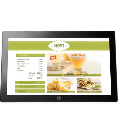 HP rp RP9 G1 retailsysteem model 9018 POS terminal - Zwart