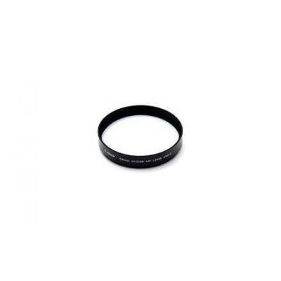 Canon 52mm Close-Up Lens 500D Camera filter - Zwart, Transparant