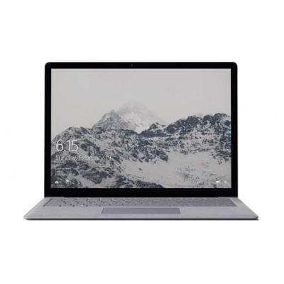 Microsoft laptop: Surface Laptop i5 8GB RAM 256GB SSD W10S - Platina