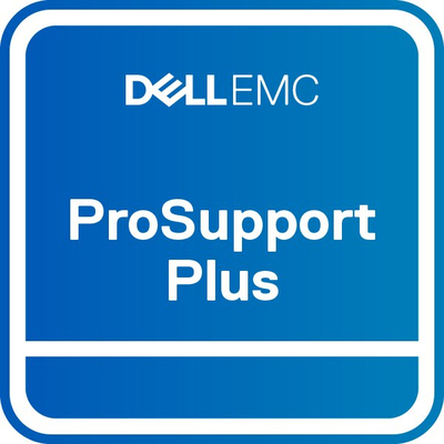 DELL Upgrade from 3Y ProSupport to 3Y ProSupport Plus 4H Garantie