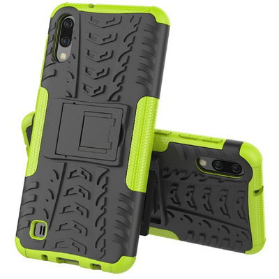 CoreParts MOBX-COVER-A10/M10-GR Mobile phone case - Groen