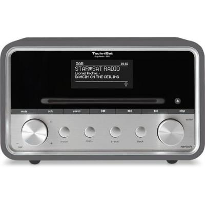 Technisat CD-radio: DigitRadio 580 - Antraciet