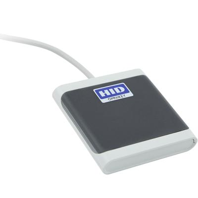 HID Identity OMNIKEY 5025 Smart kaart lezer - Antraciet, Grijs