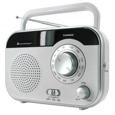 Soundmaster radio: TR410WS - Wit