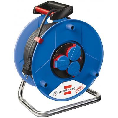 Brennenstuhl electriciteitssnoer: H07RN-F 3G1,5 - Zwart
