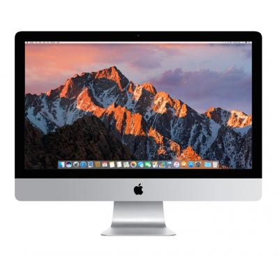 "Apple iMac 27"" Retina 5K 3.8GHz quad-core i5 all-in-one pc - Zilver"