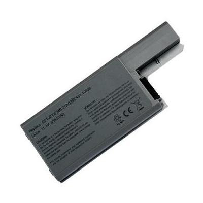 Dell batterij: 9 Cell, 85 Wh, Li-Ion - Grijs