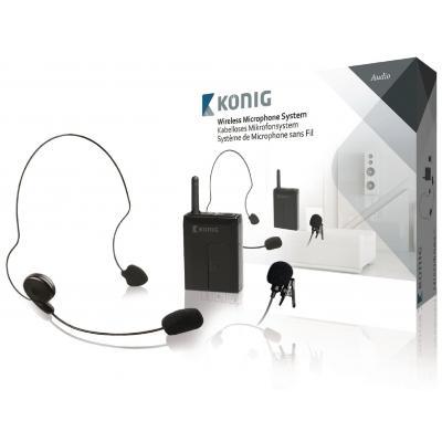 König microfoon: KN-MICW631