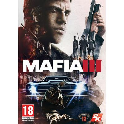 2k game: Mafia III PC