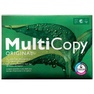 Multicopy papier: Papier orig A4 160g/ds5x250v