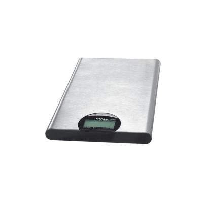 Maul brievenweger: 5000 g, 22 x 14 x 2,3 cm - Zwart, Nikkel