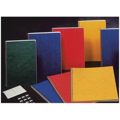 Aurora schrijfblok: Studentenboek 60bl 148x210 ruit sp/pk 10