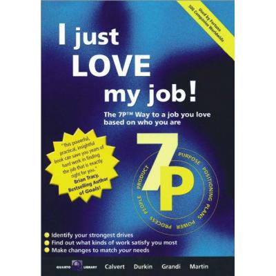 Nova vista publishing boek: I Just Love My Job! - eBook (PDF)