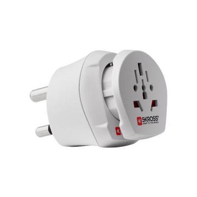 Skross stekker-adapter: SKR1500202 - Wit