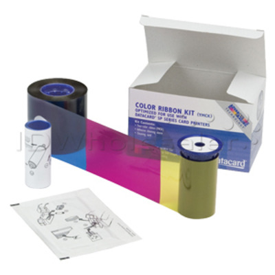 Datacard printerlint: YMCKT Color Ribon Kit 500 Images for the SD260