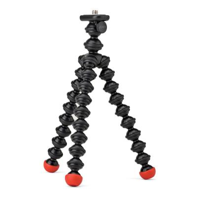 Joby tripod: GorillaPod Magnetic - Zwart, Rood